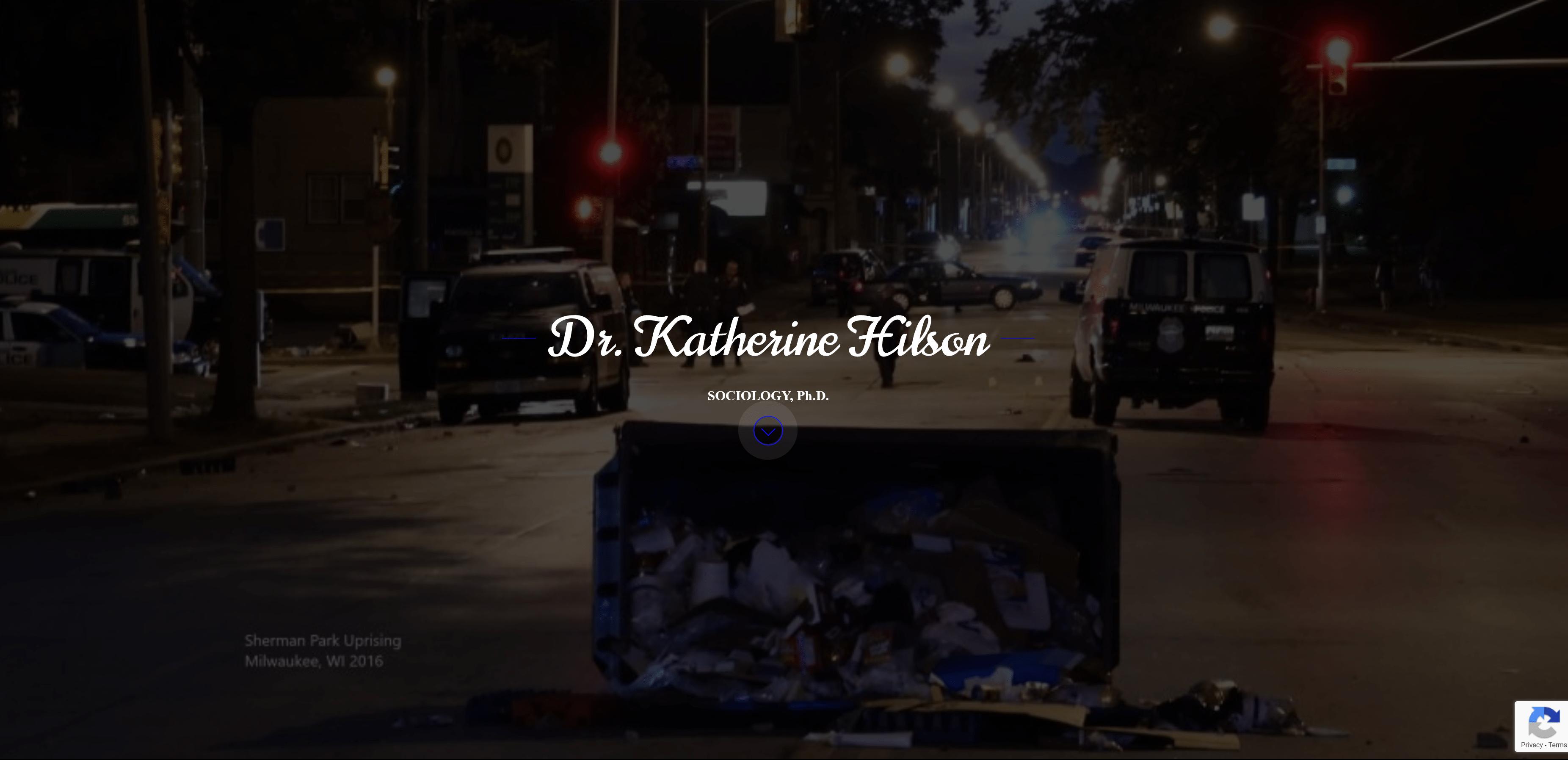 Dr Katherine Hilson